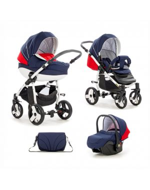 Tutis Mimi Plus Navy-Red