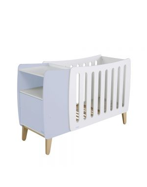 Harmony Evolution Relax Cot - Blue