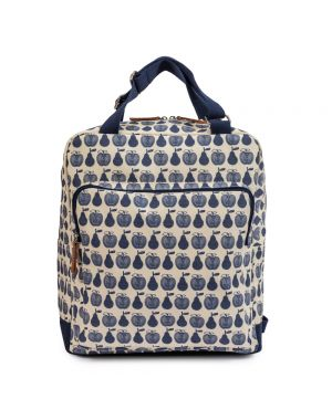 The Wonder Bag - Apples & Pears Blue