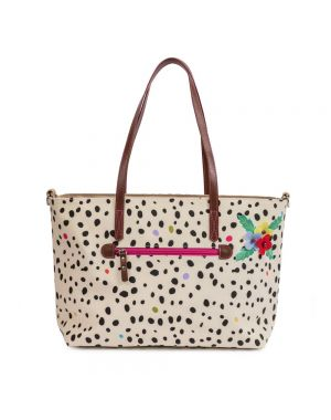 Notting Hill Tote Dalmatian Fever