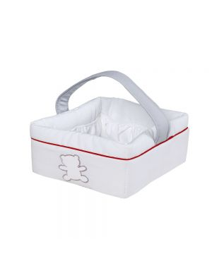 Neus Toiletry Wicker Basket