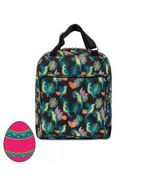 Wonder Bag Backpack  Parrot Black