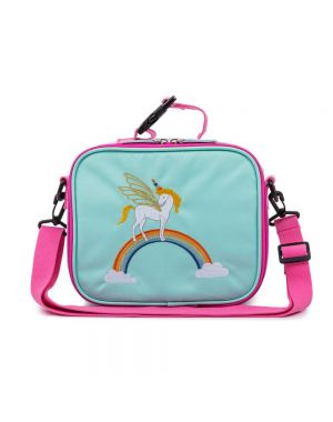 Pink Lining Child Lunch Box Unicorn