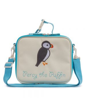Child Lunch Box -  Percy The Puffin