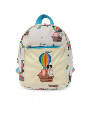 Pink Lining Child Mini Rucksack Pirates