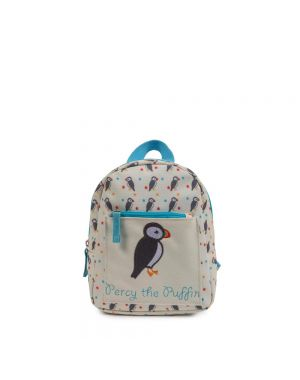 Pl Child Mini Rucksack Percy The Puffin