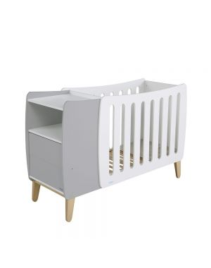 Harmony Evolution Relax Cot - Grey