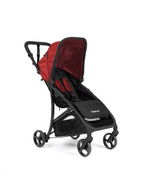 Vida Stroller - Red and Black Frame