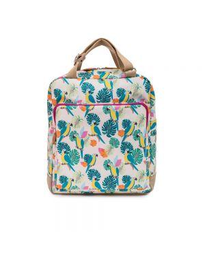 Wonder Bag Backpack Parrot Cream