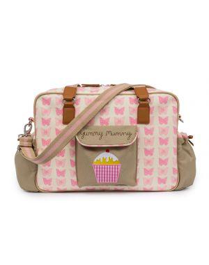 Yummy Mummy - Pink Butterflies